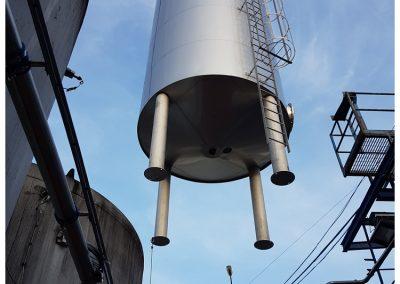 60M3 sucrose storage tank