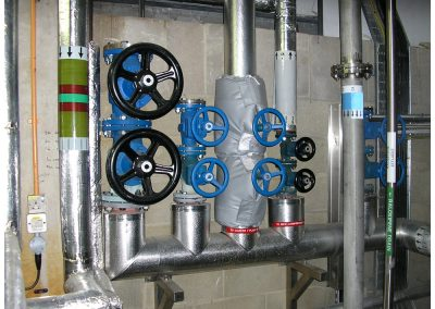 Pipework Installation 11